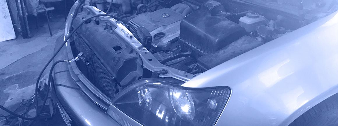 Обслуживание авто кондиционера для Lexus RX300 в Алматы